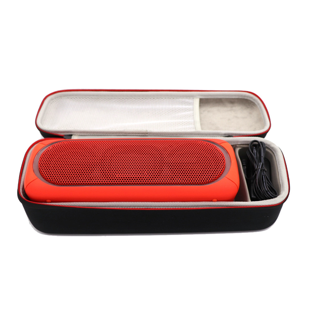 Hard EVA Travel Carrying Case Pouch Bag For Sony XB40 XB41 Bluetooth Wireless Speakers Black Portable Protective Storage Bags