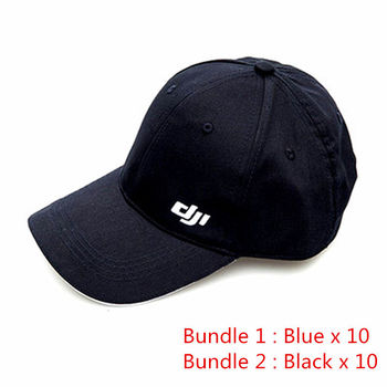 10pcs Peaked Cap DJI Mavic 2 /Mavic Pro / Air DJI Spark Phantom 4/Pro Parts Casquette Hat Outdoor Cotton Visor Hat Drone Cap Hat drone x pro