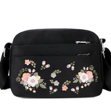 Luxury Brand Flower Shoulder Bag Women Small High Quality Ny