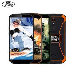 Guophone XP9800 IP68 Waterproof Smartphone 5.5