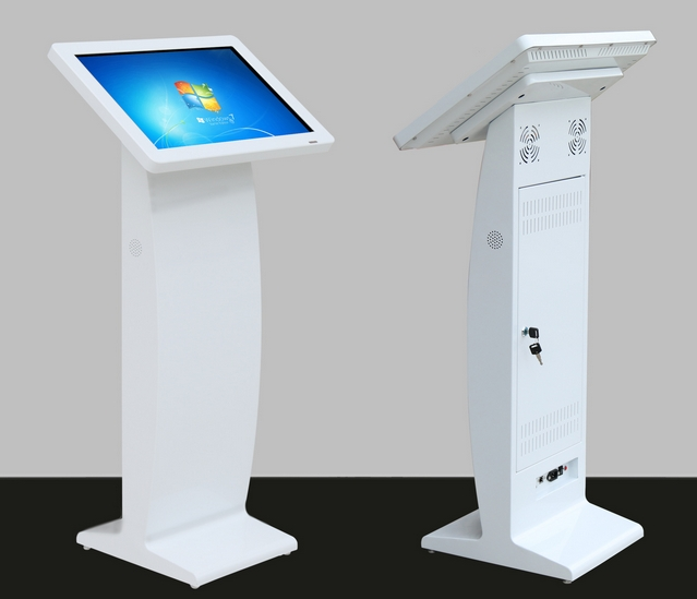 21.5 24 26 28 32 42inch Panel Led Lcd Tft Hd Wireless Touch Interactive Digital All In One Check In/out Mall Map Floor Guide PC