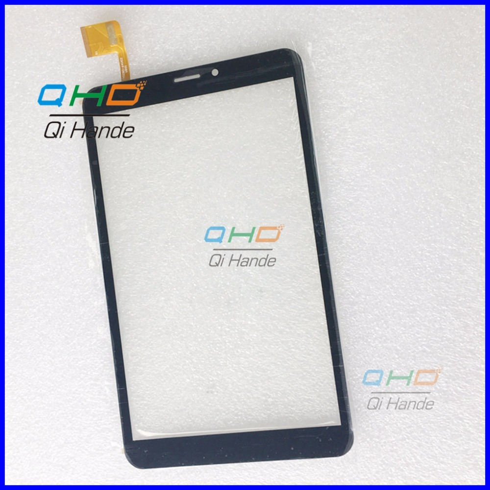 Black new 8'' inch Tablet Digitizer Sensor Replacement Tablet Touch screen panel For ZYD080-64V02 Tablet Free shipping witblue new touch screen for 9 7 archos 97 carbon tablet touch panel digitizer glass sensor replacement free shipping