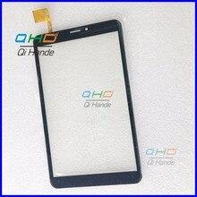 """Negro nuevo 8 """"pulgadas Tablet Digitalizador Del Sensor de Reemplazo panel de la pantalla Táctil de la Tableta Para ZYD080-64V02 Tablet Envío gratis"""