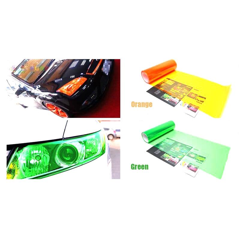 Avtomobilske žaromete nalepke zadnja luč nalepke za avtomobile 30cm - Zunanja dodatna oprema za avtomobile - Fotografija 5