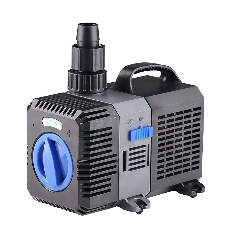 12000L H 6 5m Adjustable flow submersible pump High lift sewage pump Coral fish tank water