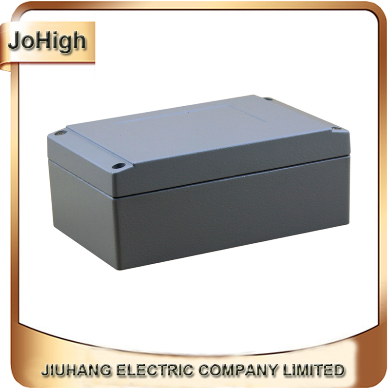 Free Shipping Factory Supply Rectangle Waterproof And Dustproof IP67 Die Cast Aluminium Box 160*100*65mm