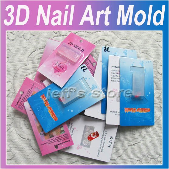 Pare S On Nail Mold Acrylic Nails Ping Low