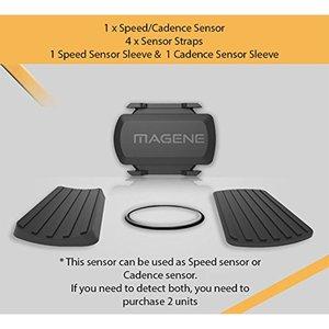 Image 2 - iGPSPORT MAGENE gemini 210 S3+ Speed Sensor cadence ant+ Bluetooth for Strava garmin bryton bike bicycle computer