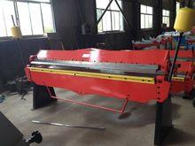 2540*2.5mm hand brake sheet metal brakes bending folding machinery tools
