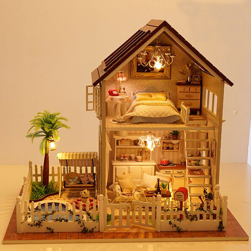 Popular Diy Dollhouse Furniture Buy Cheap Diy Dollhouse Furniture Lots From China Diy Dollhouse