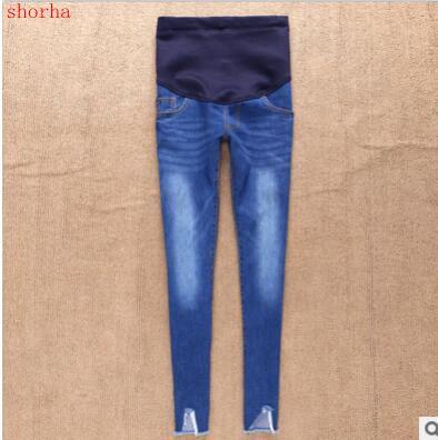 d5ca832651 Printemps-automne-Ouvert-les-femmes-enceintes-jeans-De-Maternit-Pantalon -Grossesse-denim-jeans-v-tements-pour.jpg