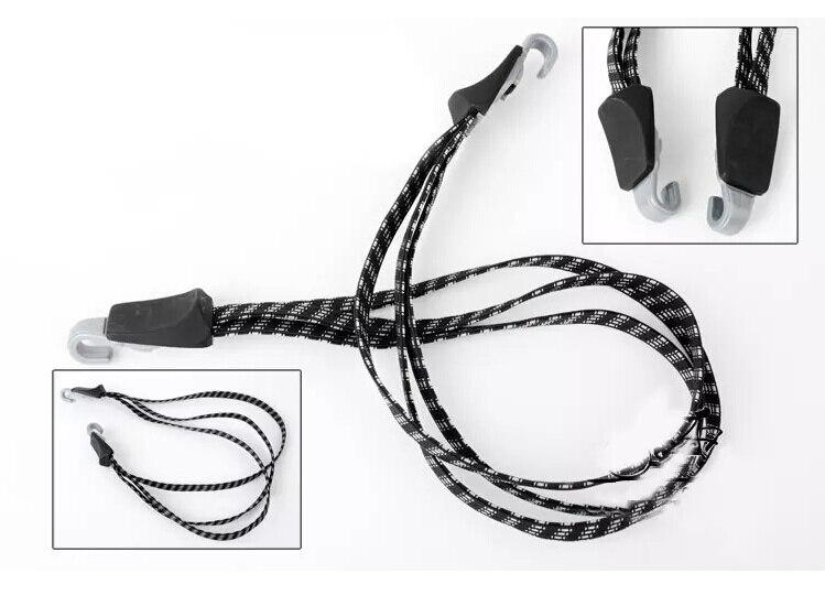 MTB Velosiped Baqaj Daşıyıcısı Çıxarıla bilən Elastik Band - Velosiped sürün - Fotoqrafiya 2