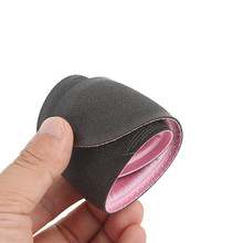 Durable 2018 New Design nserts Shoe Accessories High Heel Insole Massage Non-Slip Tip Seven Point Pad Breathable Sweat Pad Y3.27