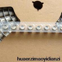 10 ШТ. SMD алюминиевых электролитических конденсаторов 68 мкФ 35 В 6.3*7.7 ММ 6*7 ММ