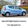 Câmera do carro Para Suzuki Alto HA25 MK7 2008 ~ 2014 Alta Qualidade Rear View Camera Back Up Para Os Fãs | CCD + RCA