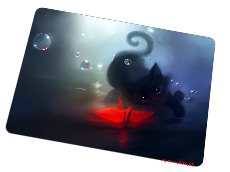 nyan cat mouse pad anime gaming mousepad cheapest gamer mouse mat pad game computer desk padmouse keyboard large play mats