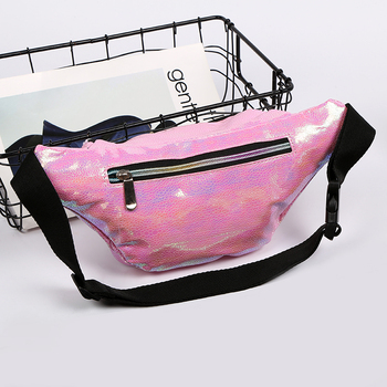 Retro Fashion Waist Bag  2