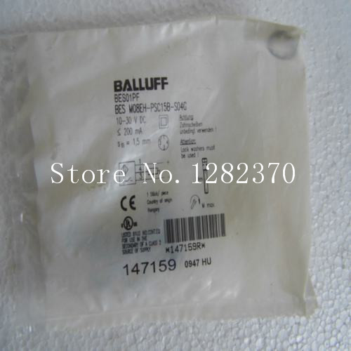 [SA] New original special sales BALLUFF sensor BES M08EH-PSC15B-S04G spot quality guarantee for one year balluff proximity switch bes m18mg usc70b bv03