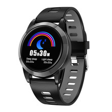 RAVI R15 Smartwatch 2018 Blood Pressure Heart Rate Monitor Riding Tracker Music Control Weather Forecast Sports Smart Watch IP67