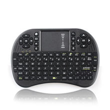 Mini Wireless keyboard with Touchpad 2.4GHz i8 Fly Air Mouse Gaming Keyboard for Mini PC Android TV box smart tv ps3 Xbox
