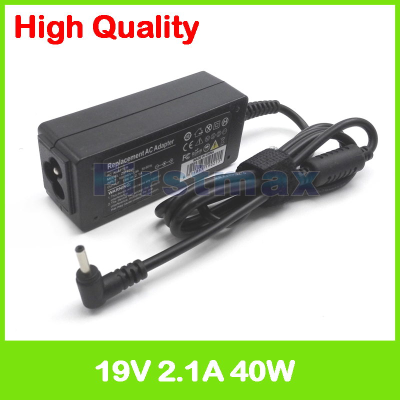 19V 2.1A AC Power Adapter A13-040N2A AA-PA2N40L AD-4019SL AA-PA2N40S AD-4019W Laptop Charger For Samsung NP900X3L NP900X5L