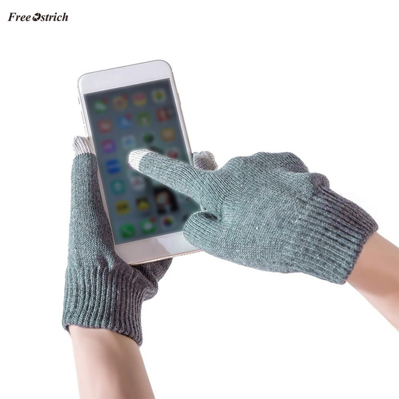 Fashion Black Short Half Finger Fingerless Wool Knit Wrist Glove Winter Warm Gloves Workout For Women And Men Drop Shipping Reputation First Back To Search Resultsapparel Accessories