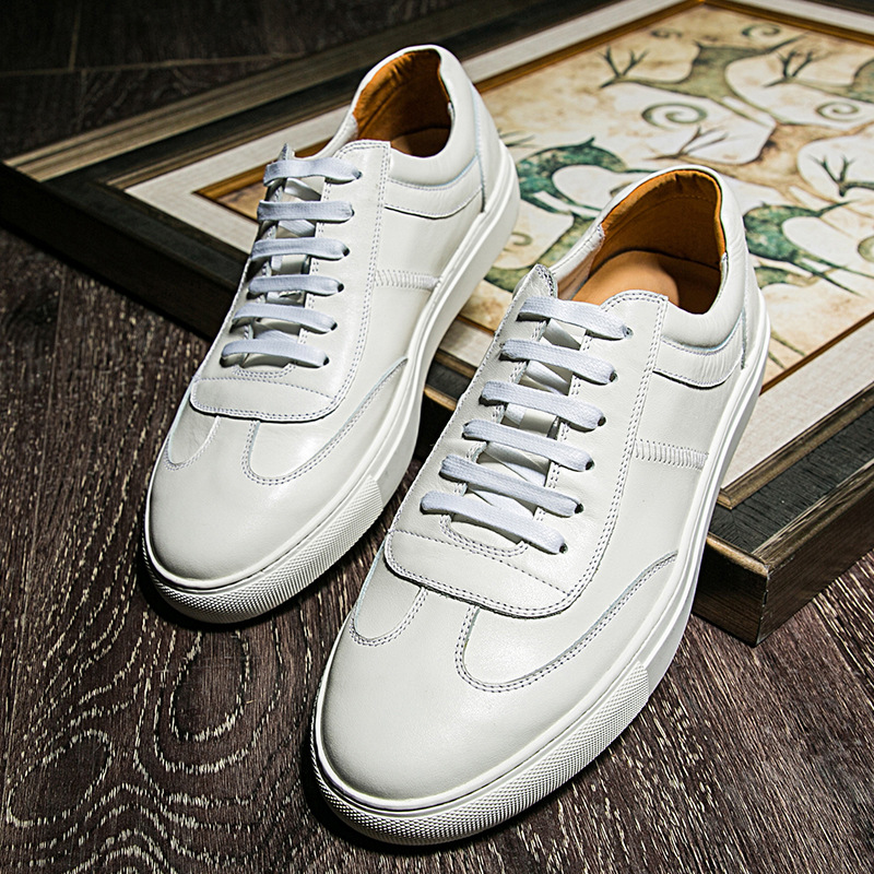 MYCOLEN 2018 New Men'S Shoes Spring And Autumn Men 'S Casual Shoes Luxury Designer Leisure Men Shoes Brish Fashion Trend men fashion autumn and winter men s hooded leisure sweatshirt