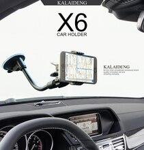Support pour voiture universel pour Iphone X Xs XR Xs Support maximum pour Samsung Galaxy S10 Plus Support pour téléphone Mobile Flexible pour Huawei