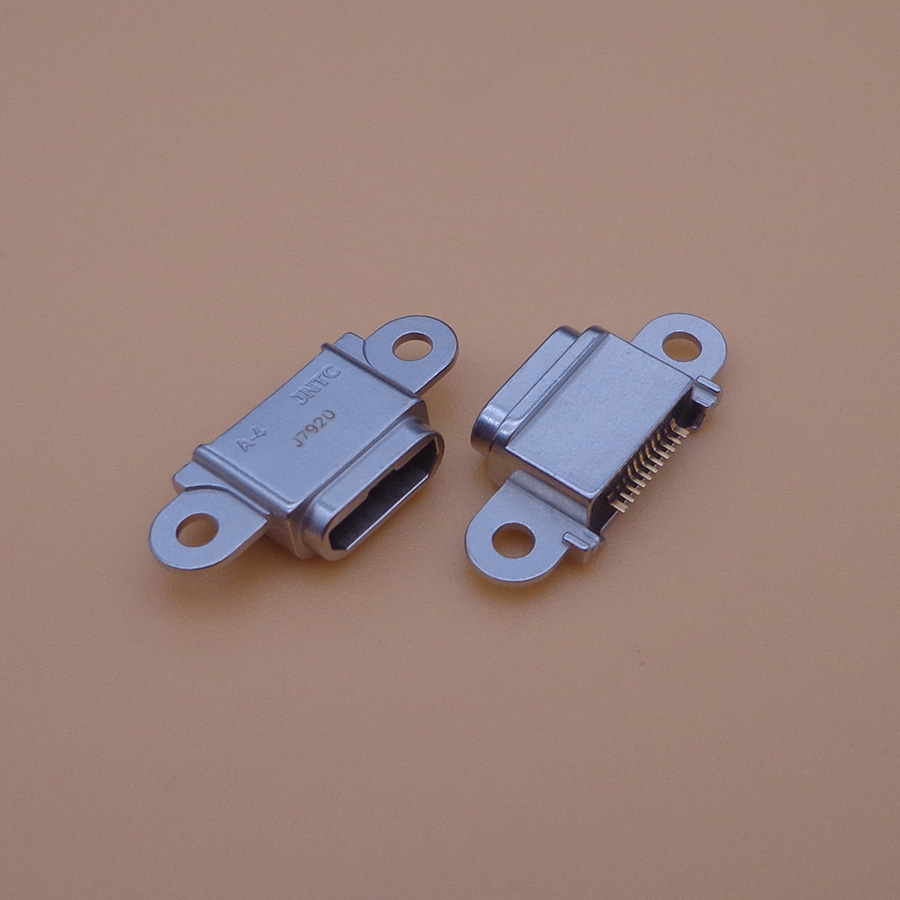 1pcs Original Usb For Samsung 2016 SM-G389F G389 G388 Xcover 4 G390F G390 Original Brand New Micro USB Connector Charging Port