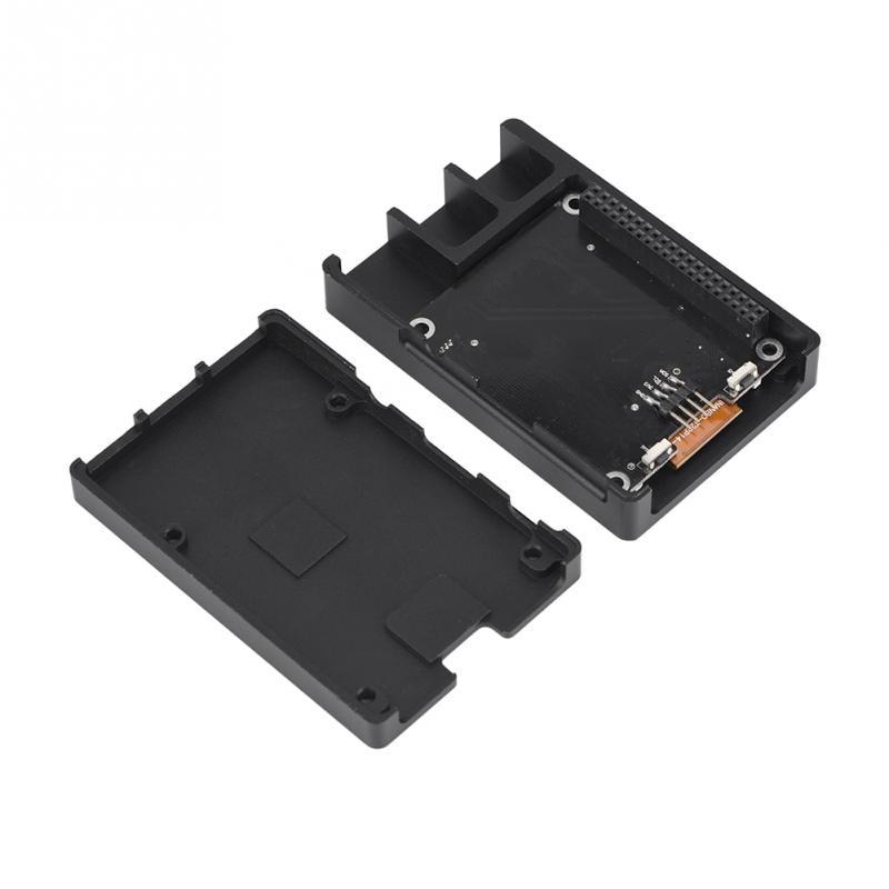 for Raspberry CNC Aluminum Case + 2.2 Inch TFT LCD Screen DIY Kit for Raspberry Pi 3 Model B / 2 Model B / B+ 3 5 inch touch screen tft lcd 320 480 designed for raspberry pi rpi 2