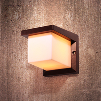 Outdoor Porch Wall Light Waterproof IP54 Modern Wall Lamp For Entry Art Home Decoration Garden Sconce