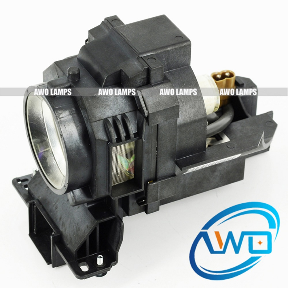 AWO DT01001 Replacement Projector Lamp CPX10000 LAMP for HITACHI CP-SX12000/WX11000/X10000/CP-X10001/CP-X11000 awo compatible module 400 0184 00 replacement projector lamp for pd f1 sx 250w f1 180 day warranty fast shipping
