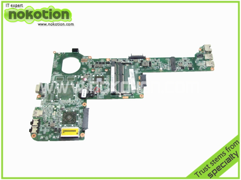 NOKOTION Laptop motherboard for toshiba satellite C805D A000221170 DABY7DMB8C0 REV C EM1200 DDR3 Notebook Mainboard Good Test nokotion for toshiba satellite c850d c855d laptop motherboard hd 7520g ddr3 mainboard 1310a2492002 sps v000275280