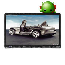 Android 5.1 Radio GPS Stereo Navigator Video RDS Touch Screen Car DVD WiFi Receiver CD OBD2 2Din USB PC 4-Core EQ