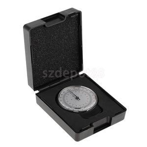 Image 3 - Металлический Профессиональный офтальмологический объектив с часами, базовая кривая оптическая линза, измерительный датчик + чехол в коробке для магазинов очков