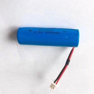 Image 2 - 3.6V ER14505 14505 2600mAh LS14500 Li SOCl2 리튬 배터리 SPC 의료 장비 배터리 10pcs 고품질 무료 배송
