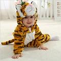 Jumpsuit climb clothes wholesale flannel stereo head leopard modelling, single layerSMA003