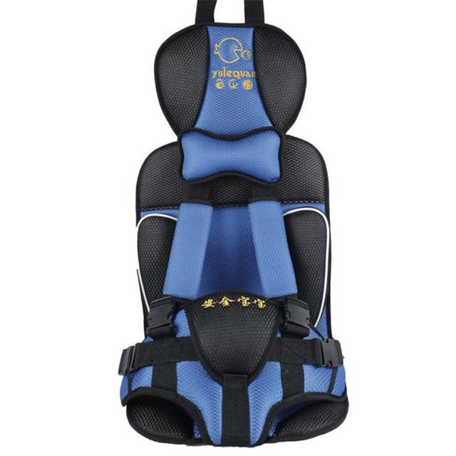 2015 newste мать и kidsBaby Безопасности 0-6 YearsSitting Детское Автокресло Autositting Утолщение Губка автокресла для Детей