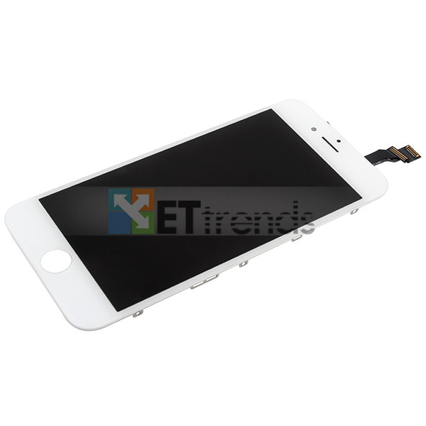 Complete LCD & Digitizer Assembly for iPhone 6 plus - White (9)