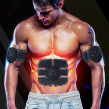 EMS Wireless Muscle Stimulator Body Slimming Belt – Unisex