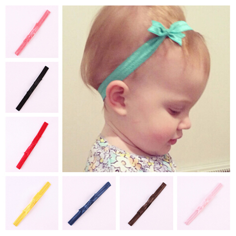 Baby & Toddler Clothing Baby Accessories Girls Newborn Baby Toddler Bow Headband Hair Band Accessories Headwear 5pcs