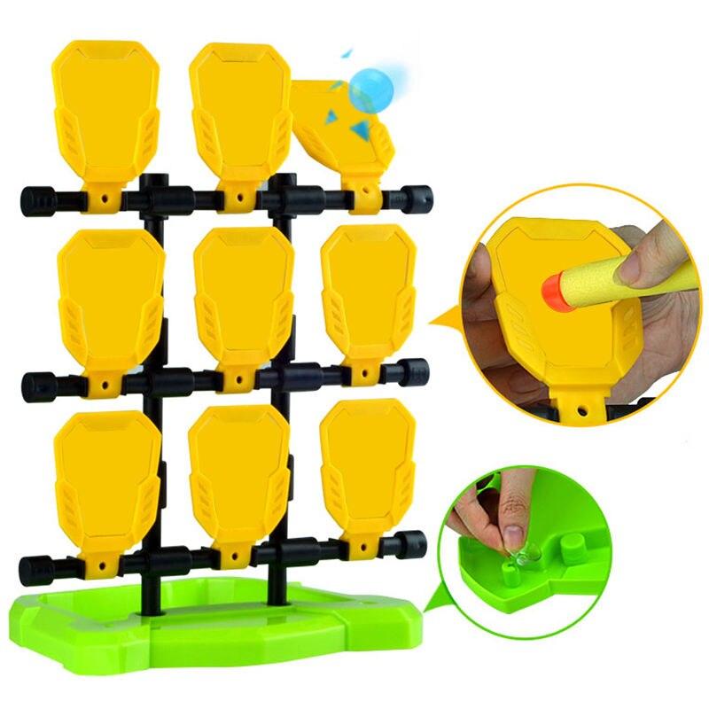 Shooting Practice Bath Game Water Pistol Gun Target Family Funny Toy Kids Gift ...