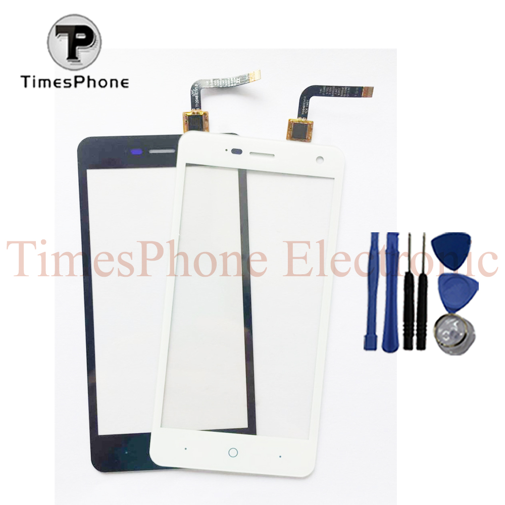 black white 5 inch for zte blade l3 touch screen digitizer. Black Bedroom Furniture Sets. Home Design Ideas