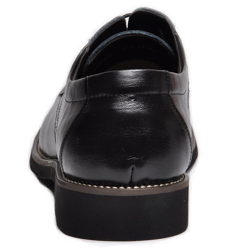 100% γνήσια δερμάτινα παπούτσια Mens - Ανδρικά υποδήματα - Φωτογραφία 2