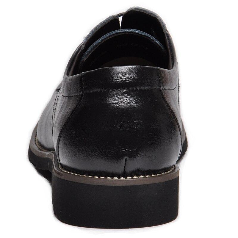 Kaufen Billig 100% Echtem Leder Herren Kleid Schuhe, Hohe