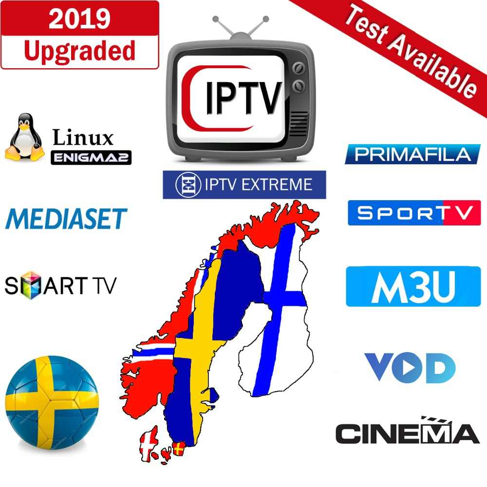 Detail Feedback Questions about 2019 Upgraded IPTV M3U