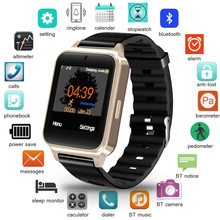 LIGE Smart Watch Men Women Pedometer Clock Bluetooth Camera Music Player Sport Fitness Watch Support TF SIM Card For Android IOS цена и фото