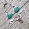 Sexy Brazilian Bikini Women Swimsuit Swimwear Bikini Set 2016 Biquinis Bandage Bathing Suit Beach Wear Maillot