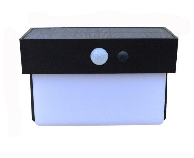 50LEDs Motion Sensor solar Lamp Waterproof Outdoor street light garden lampada solar garden Wall Lamp