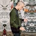 VIISHOW Бренд Куртки Мужчины дворец Ma1 Куртка Бомбардировщика Шить Бейсбол Военная куртка, ветровка карман на молнии Мужчины Повседневная Одежда